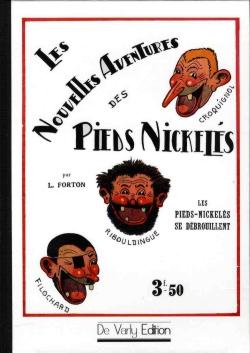 Les albums des Pieds Nickelés Pn0110