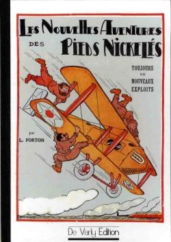 Les albums des Pieds Nickelés Pn0210