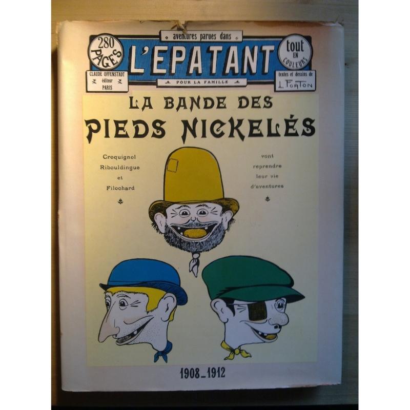 Les albums des Pieds Nickelés Pn0410