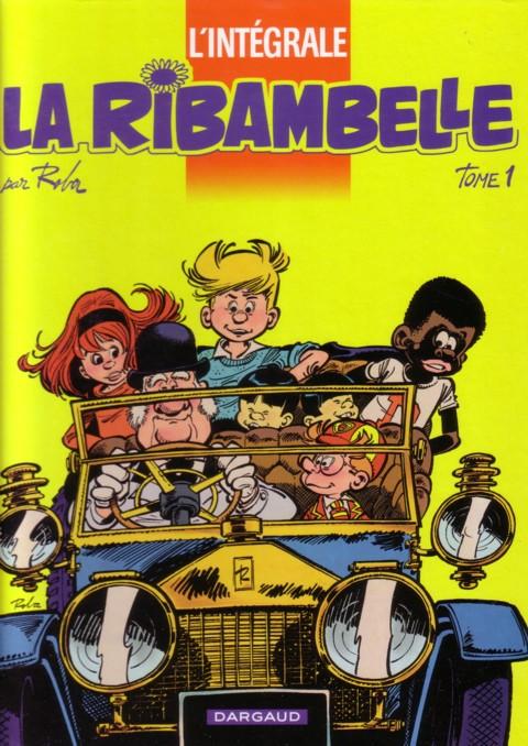 Biographie de Jean Roba créateur de Boule et Bill Ribamb10