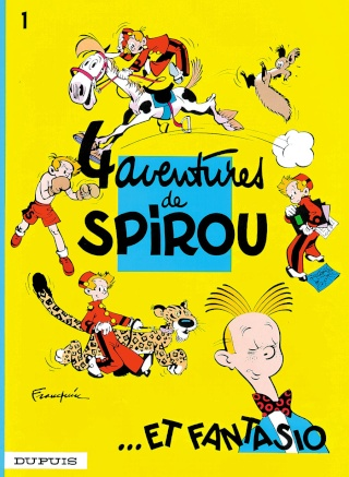 Les albums de Spirou et Fantasio  Spirou11
