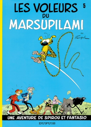 Les albums de Spirou et Fantasio  Spirou15
