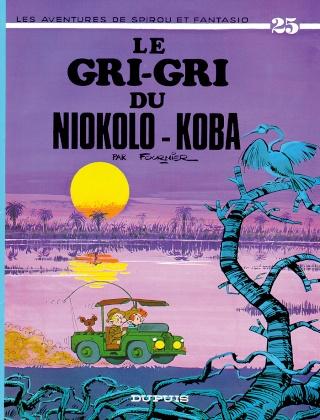 Les albums de Spirou et Fantasio  Spirou36