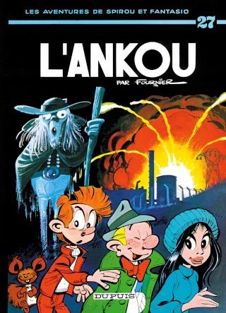 Les albums de Spirou et Fantasio  Spirou39