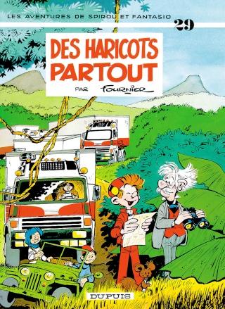 Les albums de Spirou et Fantasio  Spirou45
