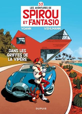 Les albums de Spirou et Fantasio  Spirou72
