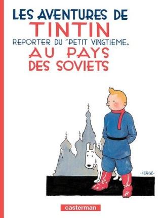 Les albums de TINTIN et MILOU Tintin11