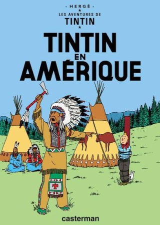 Les albums de TINTIN et MILOU Tintin13