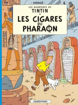 Les albums de TINTIN et MILOU Tintin14