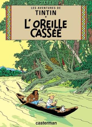 Les albums de TINTIN et MILOU Tintin19