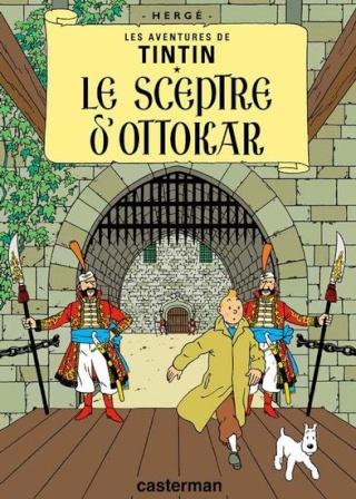 Les albums de TINTIN et MILOU Tintin24