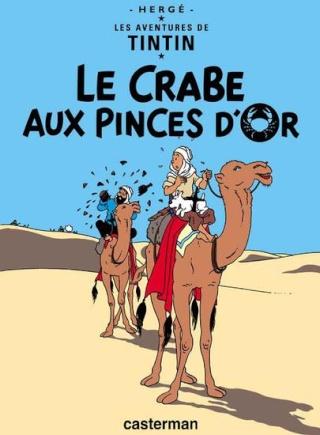 Les albums de TINTIN et MILOU Tintin25