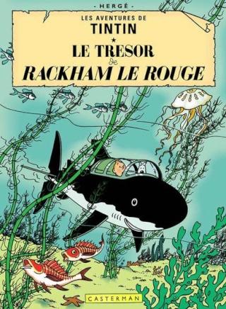 Les albums de TINTIN et MILOU Tintin28