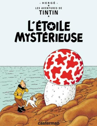 Les albums de TINTIN et MILOU Tintin29