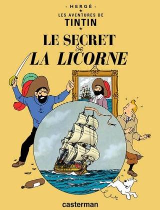 Les albums de TINTIN et MILOU Tintin30
