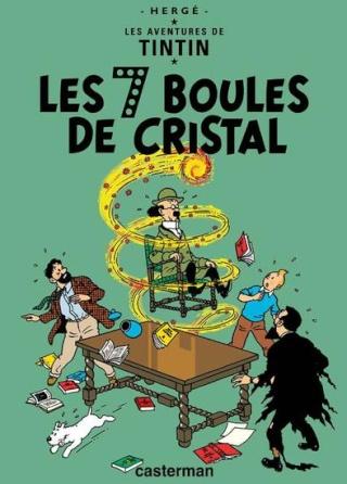 Les albums de TINTIN et MILOU Tintin31