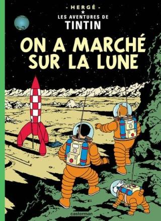 Les albums de TINTIN et MILOU Tintin35