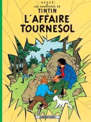 Les albums de TINTIN et MILOU Tintin36