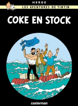 Les albums de TINTIN et MILOU Tintin37