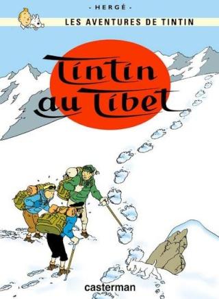 Les albums de TINTIN et MILOU Tintin38
