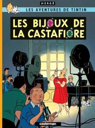 Les albums de TINTIN et MILOU Tintin39