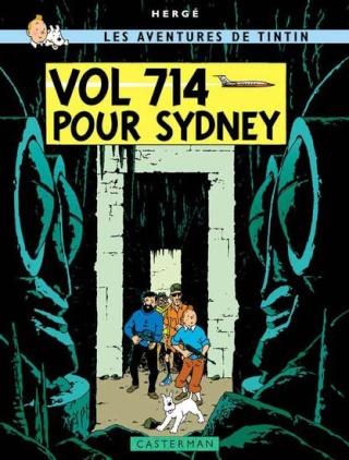 Les albums de TINTIN et MILOU Tintin40