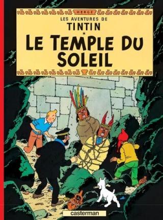 Les albums de TINTIN et MILOU Tintin44