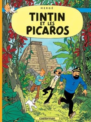 Les albums de TINTIN et MILOU Tintin45
