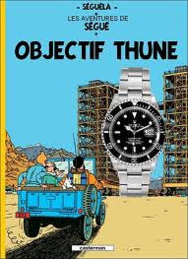 Détournements de BD Tintin Tintin48