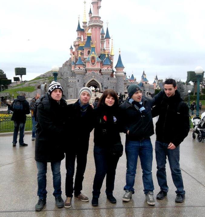 Nos retrouvailles à Disneyland Paris le 12 Janvier 2013 !  48598910