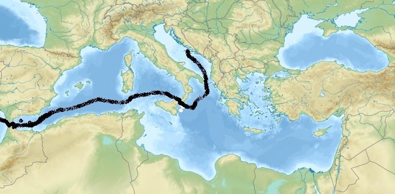 Vacances en bateau Chemin10
