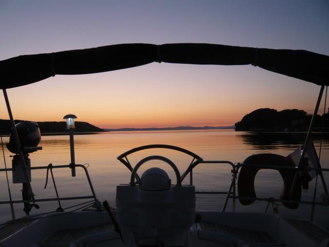 Vacances en bateau Kampor11