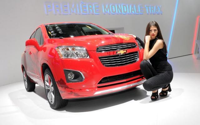 GM Confirma que lanza el Trax en España a mediados de año. 2013_c10