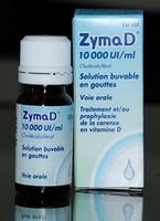 Les bienfaits de la Vitamine D : synthèse Zymad10