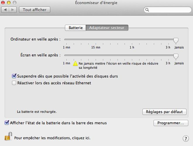TUTO Moutain Lion sur Laptop CLEVO M860TU Captur16