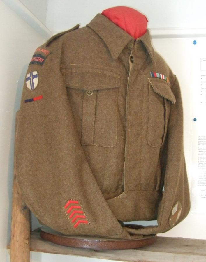 What is the Rarest WW II Canadian Battle Dress? - Page 3 Dscf1617