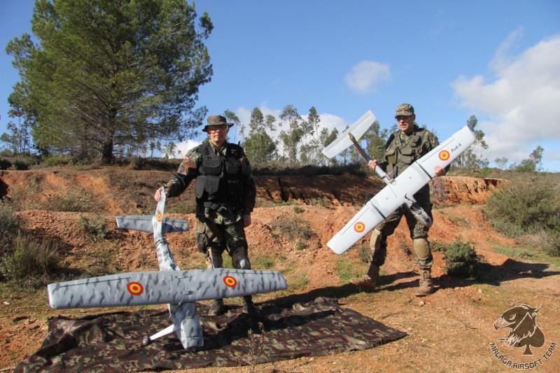 Servicio de UAVs Tramon11