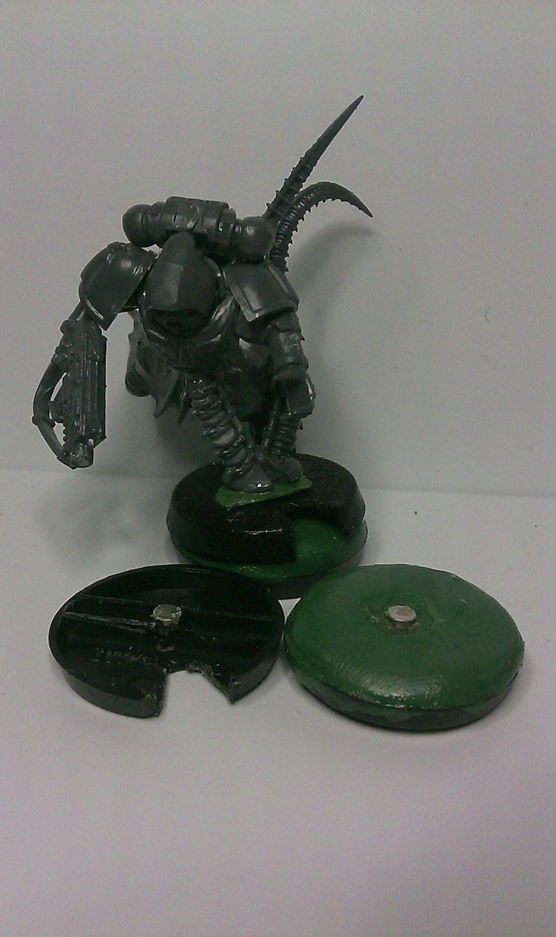 Pain Tokens, Objective Markers, Turn Counters 00311
