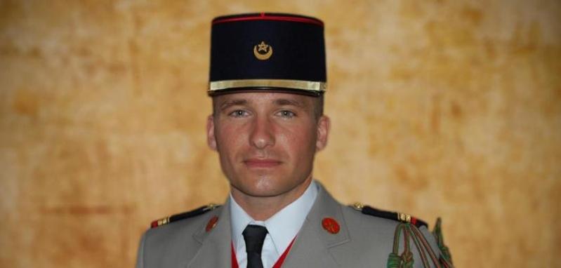 Mali : décès du brigadier-chef de première classe Wilfried PINGAUD  59866410