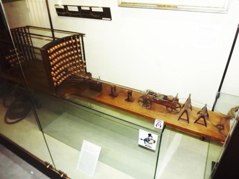 Musée de Rochefort Machin10