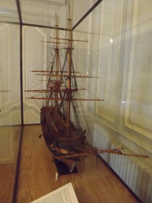 Musée de Rochefort Projet12