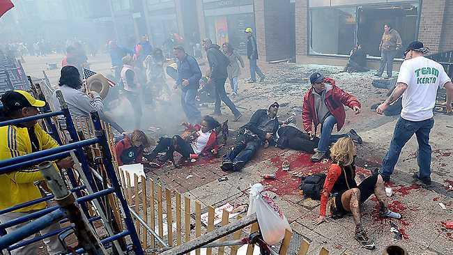 Boston Marathon Bombing 38224210
