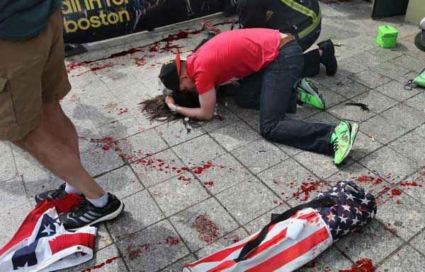 Boston Marathon Bombing Boston11