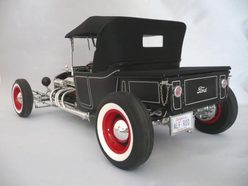"Ford ""big T""   1/8eme  [terminé] P1010213"