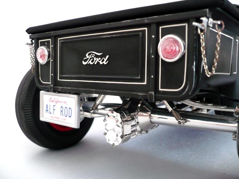 "Ford ""big T""   1/8eme  [terminé] P1010220"