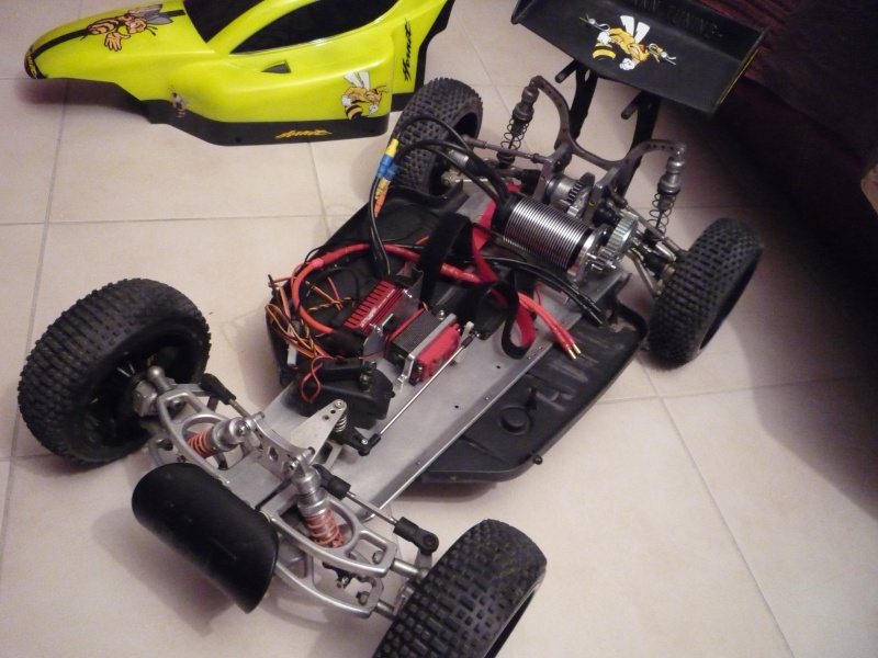 hormann TK08 brushless 510