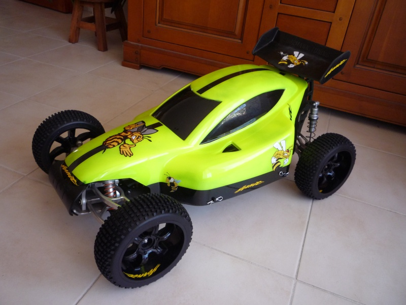 hormann TK08 brushless 610
