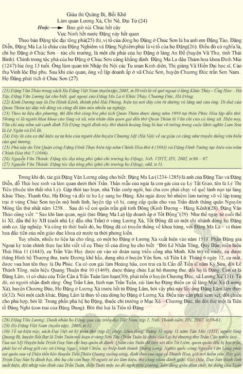 """VỀ TỘC DANH họ """"ĐẶNG"""" - NGUỒN GỐC HỌ ĐẶNG 11-tra14"""