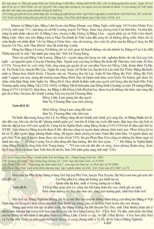 """VỀ TỘC DANH họ """"ĐẶNG"""" - NGUỒN GỐC HỌ ĐẶNG 11-tra15"""