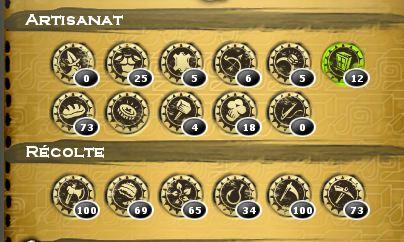 Liste des Métiers et des artisans Metier11